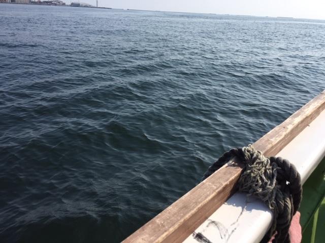 釣り船からの景色1