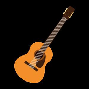 第3文型を説明する英文に使ったギターのイラスト