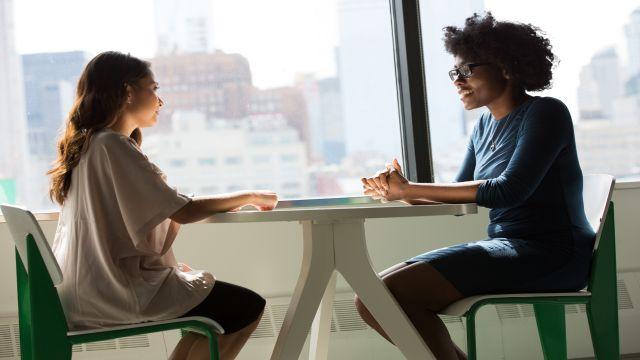 就職面接のインタビューテスト