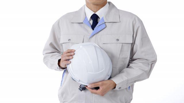 日本のオフィスに備え付けてある防災用ヘルメット