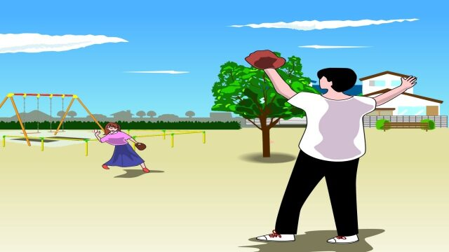 1人で練習すると継続が難しくなるが、コーチをつけると練習は続けられる
